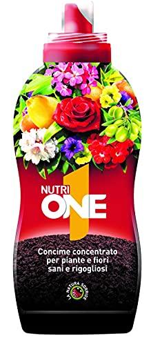 NUTRI 1 ONE Concime One Liquido Piante e Fiori, 500ml