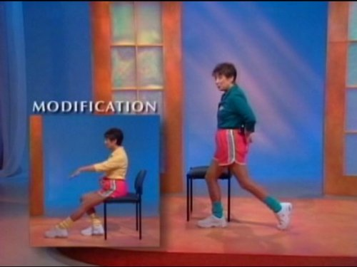 Sit and Be Fit: Complete Seated Workout 2