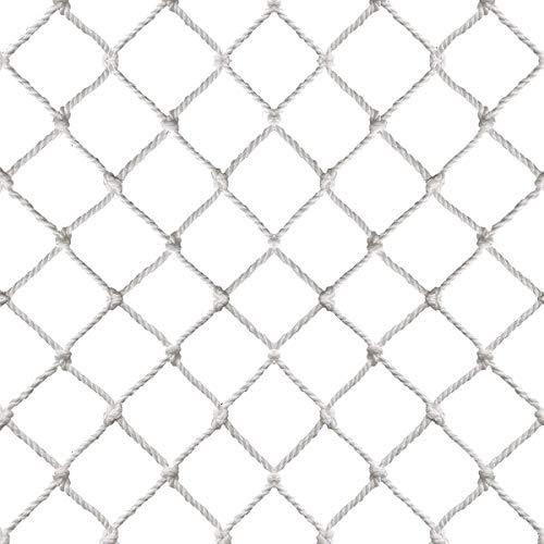 Katzensicherheits-Balkonnetz, Haustier-Schutznetz, Balkonfenster, Treppe, Anti-Kall-Mesh-Zaun für Hund, Katze, Kinder, Baby, 3 m