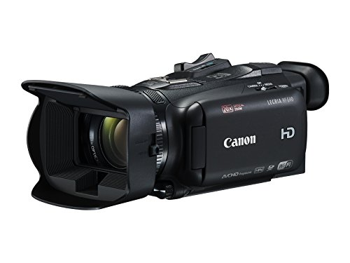 Canon LEGRIA HF G40 3,09 MP CMOS Handkamerarekorder Schwarz Full HD - Camcorder (3,09 MP, CMOS, 25,4/2,84 mm (1/2.84 Zoll), 2,07 MP, 2,91 MP, 20x)