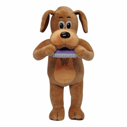 The Wiggles, Wags The Dog Plush, 10 Inches
