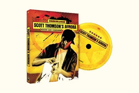 Scott Aurora - Modern Card Flourishing by Thomson and Big Blind Media - DVD