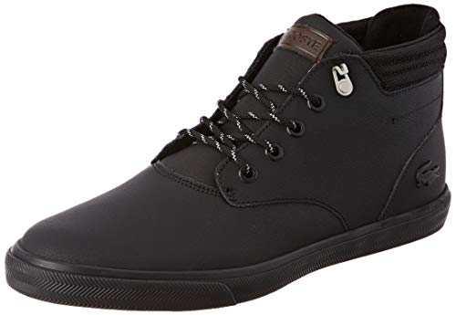 Lacoste Herren Esparre Winter C 319 1 CMA Sneaker, Schwarz (Black/Black 02h), 42 EU