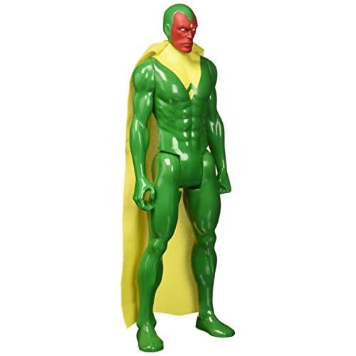 Marvel Mattel B3440AS0 Comics Titan Hero Series Toy–Vision 30,5cm Action Figure