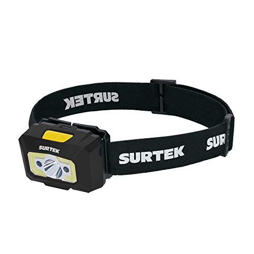linterna frontal recargable fabricante Surtek