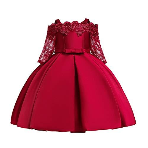Lazapa Vestido de Baile de algodón Suave y Acogedor para niñas, para Fiesta de graduación de Tul…