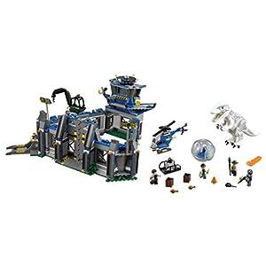 Amazon.co.jp - レゴ ジュラシックワールド インドミナス・レックスの脱走 75919