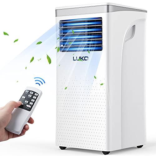 LUKO 3-in-1 Portable Air Conditioner 10000...