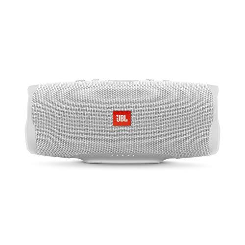 JBL Charge 4 - Waterproof Portable Bluetooth Speaker - White