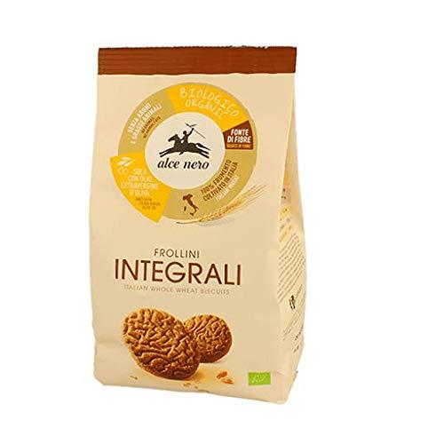 Galletas de trigo integrales Alce Nero 350g