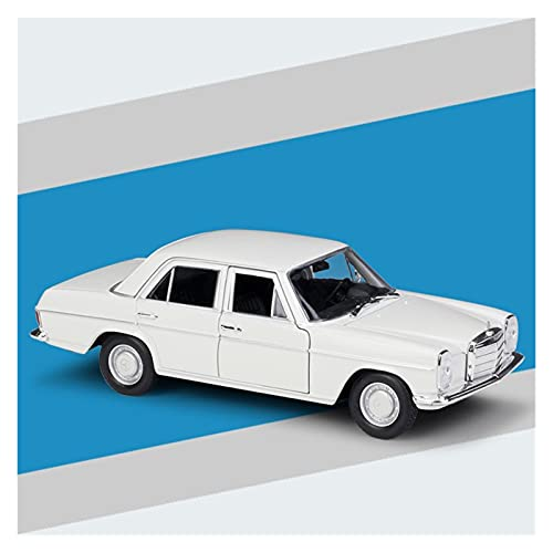Boutique 1:24 para Mercedes Benz 220 Coche De Aleación De Simulación Modelo De Coche Colección De Adultos Pantalla Regalo Coche De Juguete De Metal (Color : 2)