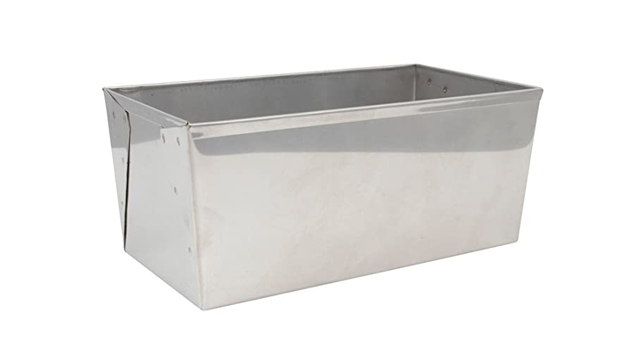 Loaf Pan Standard 7x4 Stainless Steel - USA Made