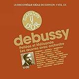 La discothèque idéale de Diapason, vol. 20 / Debussy : Pélléas et Mélissande - Les uvres avec orchestre.