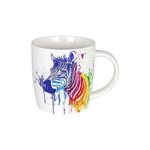 Könitz Becher Watercoloured Animals - Zebra