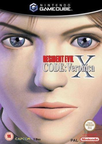 Resident Evil Code: Veronica X (Gamecube) by Capcom