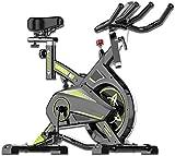 HHJJ Fitness Exercice Vélos Formation Ordinateur et elliptique Cross Formateur avec Fitness Cardio...