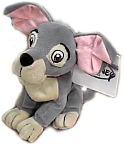 diseños exclusivos Disney Lady and and and the Tramp 6 Original Tramp Mini Plush by Disney  en linea