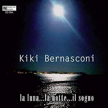 La luna, la notte, il sogno