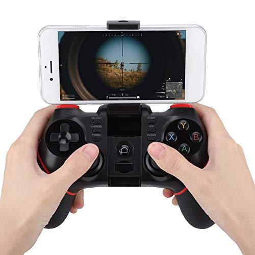 T6 Wireless Controller Kompatibel für PS3 Mobile Gaming Controller Gamepad Joystick für iOS Android Phone PC Windows Tablet Smart TV Box für PS3
