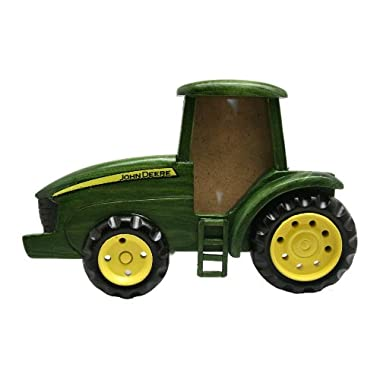 John Deere Tractor Picture Frame Green,One Size