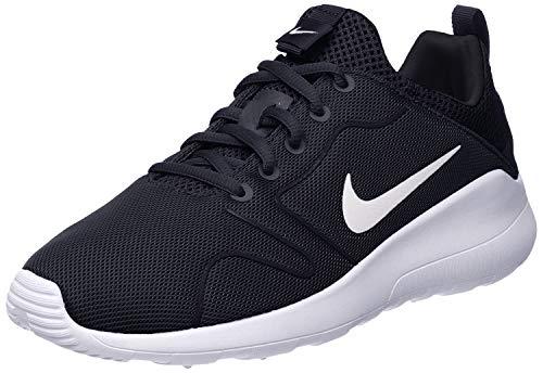 Nike Herren Kaishi 2.0 Sneakers, Schwarz (Black/White), 44 1/2 EU