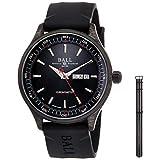 [ボールウォッチ] 腕時計 エンジニアII ヴォルケーノカーボンケース ブラック文字盤 自動巻き NM3060C-PCJ-GY メンズ 並行輸入品