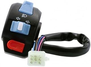 Schaltereinheit Lenker links ohne Bremshebel für REX (Jinan Qingqi, Shenke) RS 450 [QM50QT 6A]