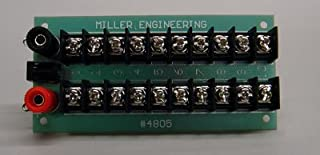 4805 Distribution Board by Miller Signs by Miller Engineering