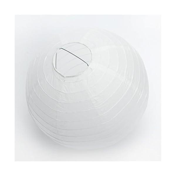 10-Stcke-wei-Papierlaterne-Laterne-Deko-Feier-Lampions-Papierlampen-16