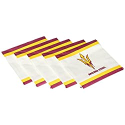 Mayflower Distributing Company ARIZONA ST-BEV NAPKIN 24CT, 5x5, Multicolor