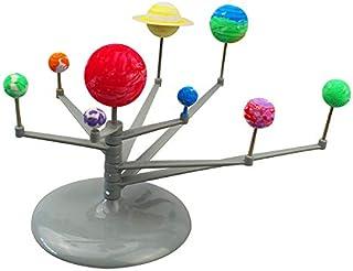 Zerodis Bebé Juguete Planeta Sistema Solar DIY Modelo Astro
