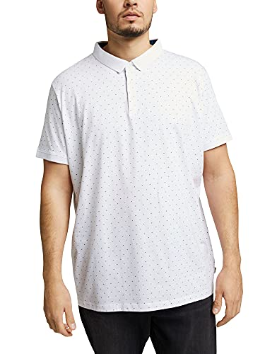 ESPRIT Polo-Shirt aus 100% Organic Cotton
