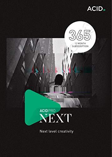 Preisvergleich Produktbild ACID Pro Next / 365 / 1 Device / 12 Months / PC / Download / Download