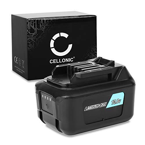 CELLONIC Batteria (10.8V, 4Ah, Li-Ion) Compatibile con Makita DS311DSMJ, DF331DSMJX1, HP331DSMJ, TD110D, HS301DY1J - BL1015, BL1040B Batterie di Ricambio, accu Sostituzione Strumento, sostituto