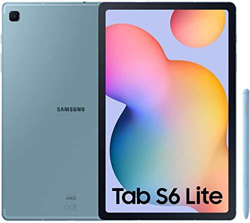 SAMSUNG Galaxy Tab S6 Lite LTE - 64GB, 4GB, Blue