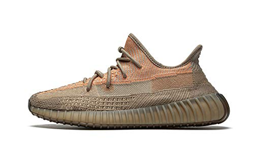 adidas Mens Yeezy Boost 350 V2 FZ5240 Sand Taupe - Size 10