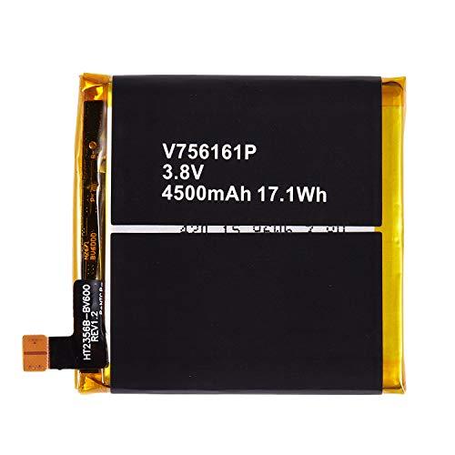 Kaxofang BateríA 4200Mah para Blackview Bv6000 Bv6000S BateríA Acumulador de BateríA
