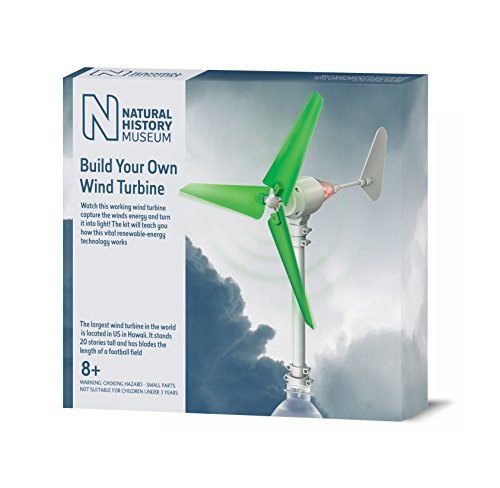 Natural History Museum Build Your Own Wind Tu