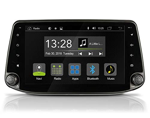 Radical R-C10HY1 - Autoradio Android per Hyundai i30