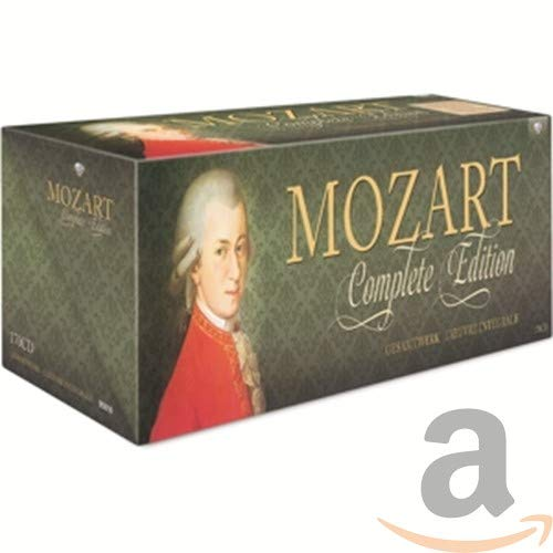 Mozart Complete Edition