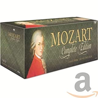 MOZART: Complete Edition by Various Artists (B00L2SQVVQ) | Amazon price tracker / tracking, Amazon price history charts, Amazon price watches, Amazon price drop alerts