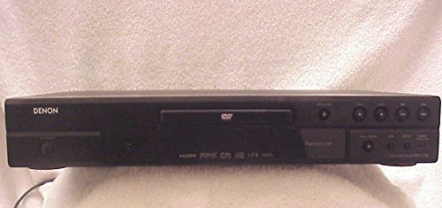 Denon DVD-1740 DVD/CD player with digital video output and 1080p
