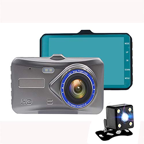 QUARKJK 1080P Full HD USB Car DVR Video Recorder Camcorder Vehicle Camera Best Night Vision HD Dash