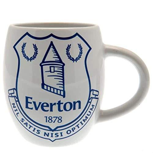 Everton FC EPL Premier League Football Team Crest Coffee Tea Tub Mug