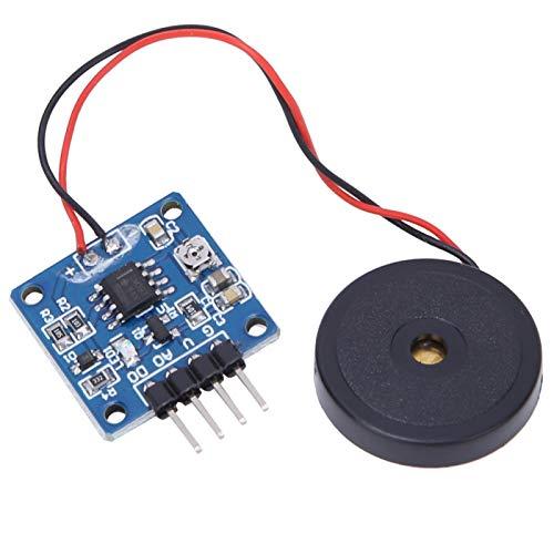 Módulo de interruptor de piezas de interruptor de vibración duradero para uso industrial