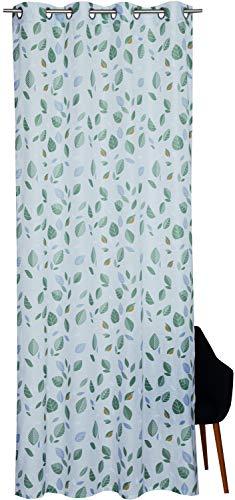 ESPRIT Gardinen Natur transparent • Ösen Vorhang 2er Set • Ösenschal 140 x 250 cm Harmony • 100% Polyester