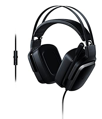 RAZER TIAMAT 2.2 V2: Dual Subwoofers - In-Line Audio Control - Rotatable Boom Mic - Gaming Headset Works with PC, PS4, Xbox One, Switch, & Mobile Devices from Razer Inc