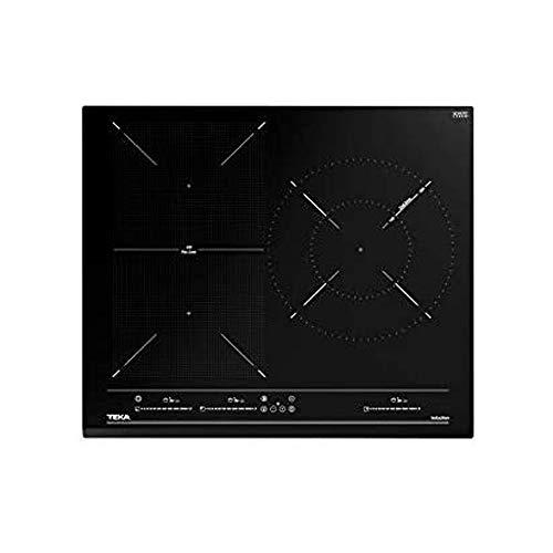 Teka | Placa de inducción Flex de 60cm con 4 zonas con...