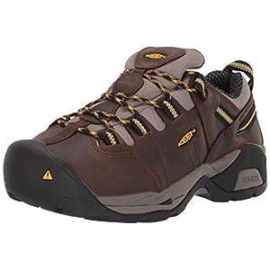 Keen Utility Women's Detroit XT Low Steel Toe Metatarsal Guard Work Shoe