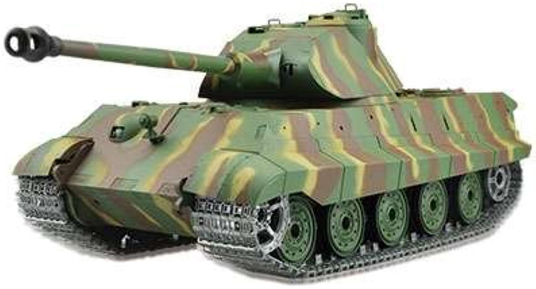 online al mejor precio Amewi - El tanque king king king tiger porsche torre del engranaje del metal cadenas   metal   qc  excelentes precios